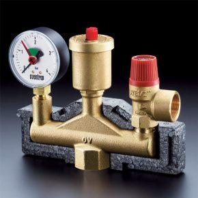 Группа безопасности для отопления — особенности устройства, принцип работы и варианты применения (85 фото)
