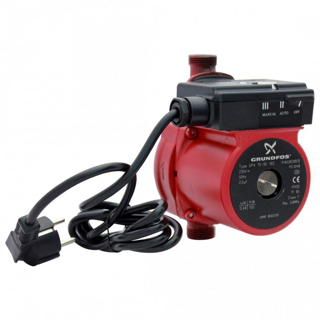 Газовый насос для повышения давления газа фото