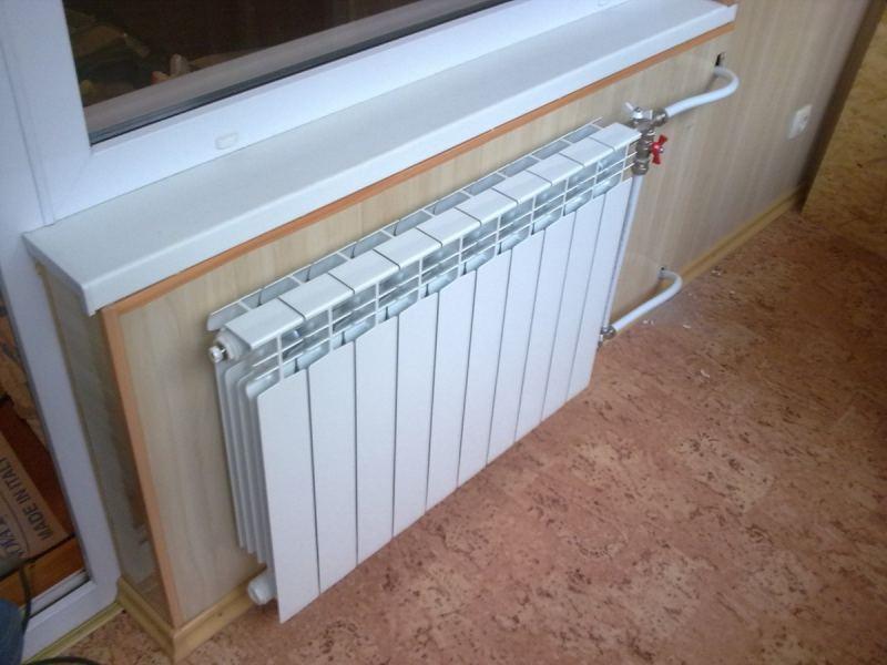 Как отремонтировать радиатор отопления