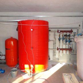 Теплоаккумулятор для отопления — описание системы и особенности ее применения в частном доме (120 фото)